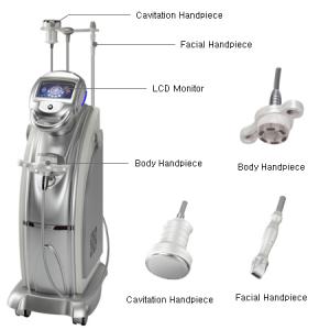 3-MAX - аппарат для коррекции фигуры и омоложения